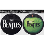 The Beatles Plattenspieler-Pad - Design: Drop T Logo & Apple