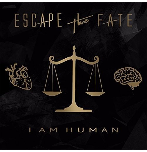 Vinyl Escape The Fate - I Am Human