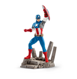 Actionfigur Captain America  308846