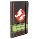 Ghostbusters Notizbuch No-Ghost Symbol
