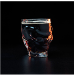 Call of Duty Shaped Glas Skull