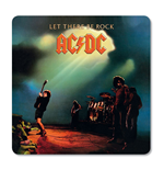 AC/DC Untersetzer Pack Let There Be Rock (6)
