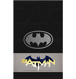 Batman Notizbuch Logo