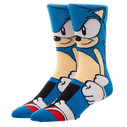 Socken Sonic the Hedgehog