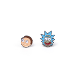 Manschetten Rick and Morty - Rick & Morty Cufflinks