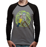 T-Shirt Rick and Morty 309527