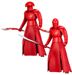 Star Wars Episode VIII ARTFX+ Statuen 1/10 2er Pack Elite Praetorian Guards 19 cm
