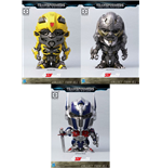 Transformers The Last Knight Super Deformed Vinyl Figuren 10 cm Sortiment (6)