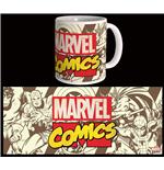 Marvel Comics Tasse Retro Logo