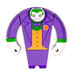 DC Comics Mini Figur Joker Lootcrate Exclusive 10 cm