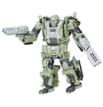 Transformers The Last Knight Premier Edition Voyager Class Actionfigur Autobot Hound 15 cm