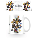 Kingdom Hearts Tasse Group