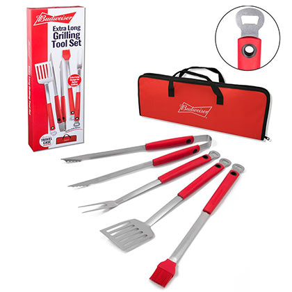 Grillpartyset Budweiser