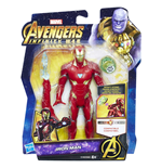 Actionfigur Sonderagent - The Avengers 310414