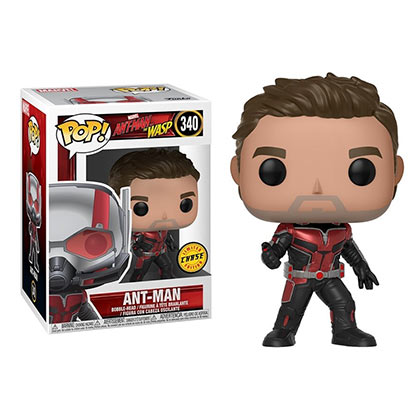 Actionfigur Ant-Man Limited Chase Edition Funk Pop