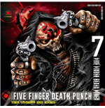 Vinyl Five Finger Death Punch - And Justice For None (2 Lp)