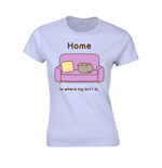 Pusheen T-Shirt HOME