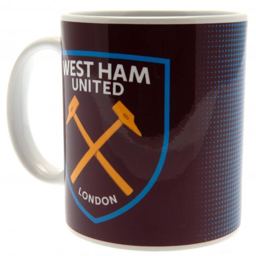 West Ham United Tasse