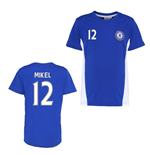 T-Shirt Chelsea Training (Mikel 12)