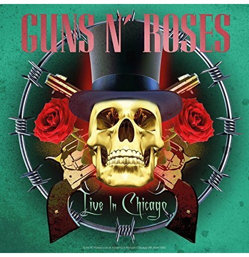 Vinyl Guns N' Roses - Live In Chicago