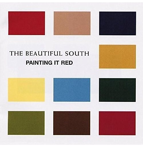 Vinyl Beautiful South - Painting It Red (2 Lp)