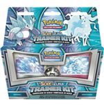 Spielzeug Pokémon - Sole E Luna Trainer Kit 11 Alolan Sandslash & Alolan Ninetales *Italian Version