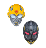 Transformers The Last Knight Maske mit Stimmenverzerrer Sortiment (2)