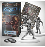 AvP Tabletop-Spiel The Hunt Begins Expansion Pack Predator Young Bloods *Deutsche Version*