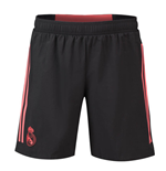 Shorts Real Madrid 2018-2019 (Schwarz)