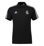 T-Shirt Real Madrid 2018-2019 (Schwarz)