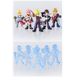 Dissidia Final Fantasy Opera Omnia Trading Arts Mini Figuren 5 cm Sortiment (10)