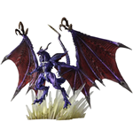 Final Fantasy Creatures Bring Arts Actionfigur Bahamut 25 cm