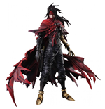 Dirge of Cerberus Final Fantasy VII Play Arts Kai Actionfigur Vincent Valentine 27 cm