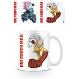 One Punch Man Tasse Saitama vs Boros