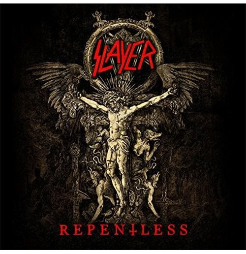 "Vinyl Slayer - Repentless (6X6,66"" Vinyl Box)"