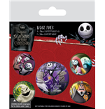 Brosche Nightmare before Christmas 313673