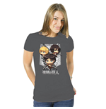 T-Shirt Attack on Titan 313685
