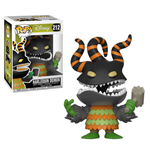 Nightmare before Christmas POP! Movies Vinyl Figur Harlequin Demon 9 cm