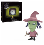 Nightmare before Christmas 5 Star Vinyl Figur Shock 9 cm