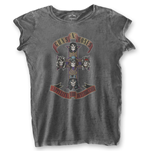 Guns N' Roses T-Shirt für Frauen - Design: Appetite for Destruction