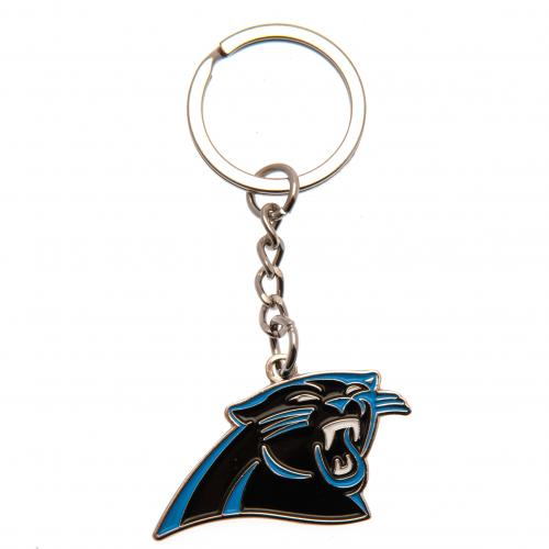 Carolina Panthers Schlüsselring