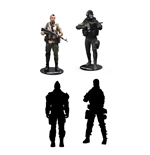Call of Duty Actionfiguren 15 cm Sortiment (8)