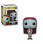 Nightmare before Christmas POP! Movies Vinyl Figur Sally 9 cm