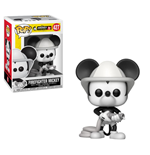 Micky Maus 90th Anniversary POP! Disney Vinyl Figur Firefighter Mickey 9 cm