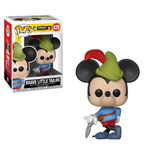 Micky Maus 90th Anniversary POP! Disney Vinyl Figur Brave Little Tailor Mickey 9 cm