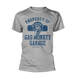 T-Shirt Gas Monkey Garage 317084