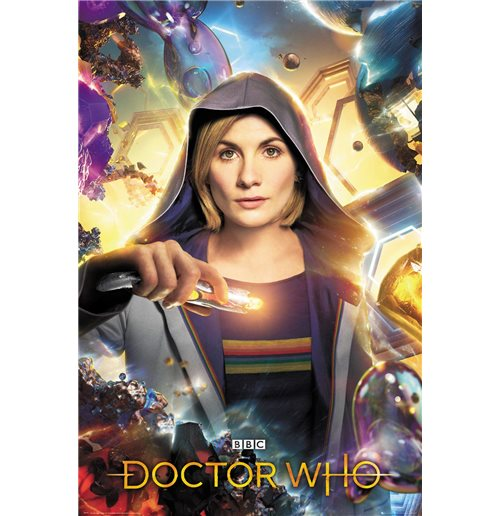 Poster Doctor Who  317281
