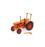 HANOMAG R28 FARM TRACTOR 1953 ORANGE