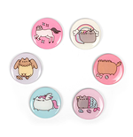 Pusheen Magnete 6er-Pack