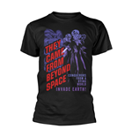 T-Shirt They Came from Beyond Space  318264